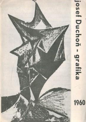 Josef Duchoň: Grafika