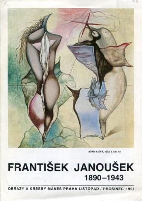 František Janoušek 1890-1943: Obrazy a kresby