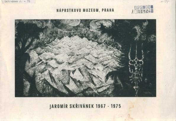 Jaromír Skřivánek 1967-1975