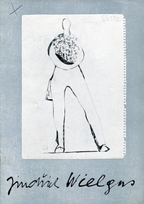 Jindřich Wielgus: Plastiky a kresby 1939 - 1958