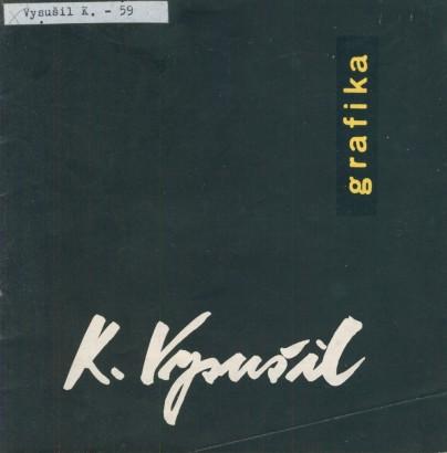 Karel Vysušil: Grafika