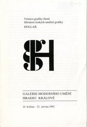 Výstava grafiky členů Sdružení českých umělců grafiky HOLLAR