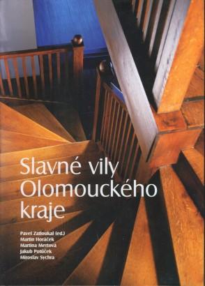 Zatloukal, Pavel - Slavné vily Olomouckého kraje