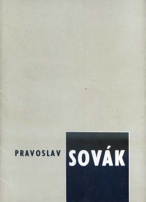 Pravoslav Sovák: Obrazy, kresby, grafika 1945 - 1958