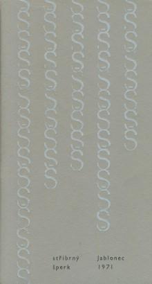 Stříbrný šperk 1971