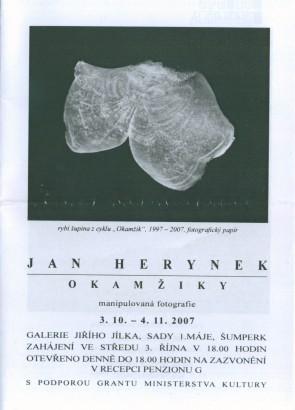 Jan Herynek: Okamžiky