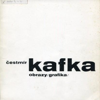 Čestmír Kafka: Obrazy/ grafika