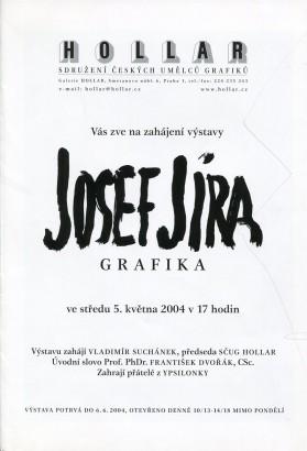 Josef Jíra: Grafika