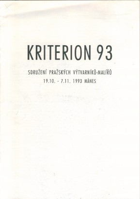 Kriterion 93