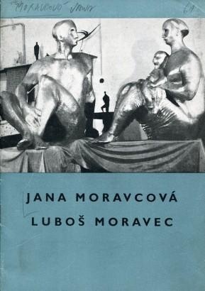 Jana Moravcová, Luboš Moravec: Sochařské dílo