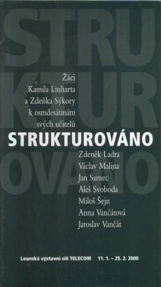 Strukturováno: Žáci Kamila Linharta a Zdeňka Sýkory k osmdesátinám svých učitelů