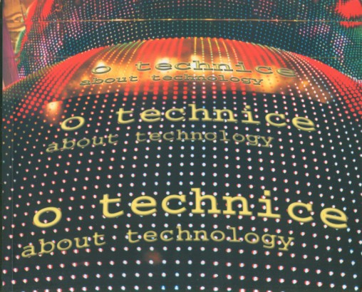 ...o technice... / ...about technology...