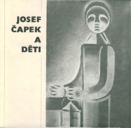 Josef Čapek a děti