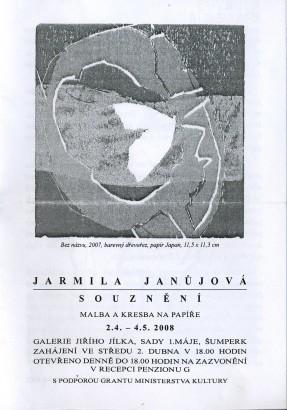Jarmila Janůjová: Souznění