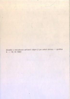 Jan Sekal: Obrazy, grafika