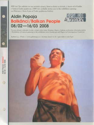 Aldin Popaja: Balkánci / Balkan People