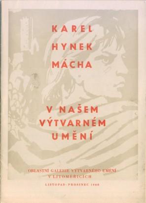 Karel Hynek Mácha v našem výtvarném umění