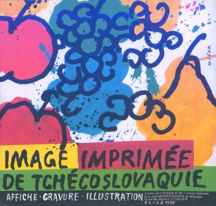 Image Imprimée de Tchécoslovaquie