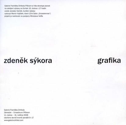 Zdeněk Sýkora: Grafika