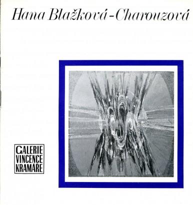 Hana Blažková-Charouzová: Textil