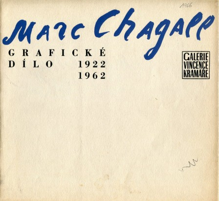 Marc Chagall: Grafické dílo 1922–1962