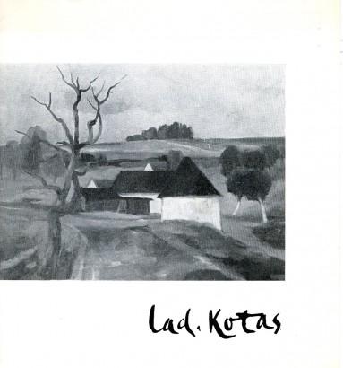 Ladislav Kotas: Obrazy z Vysočiny a Jižních Čech