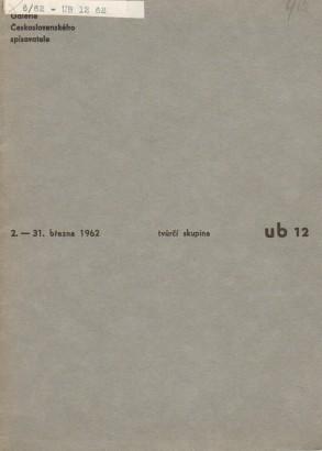 Tvůrčí skupina UB 12