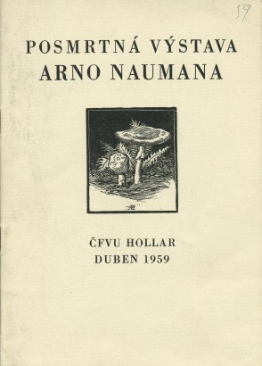 Posmrtná výstava Arno Naumana