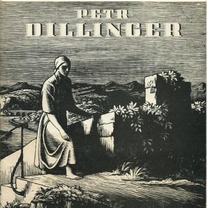 Petr Dillinger (1899-1954): Grafika a kresby