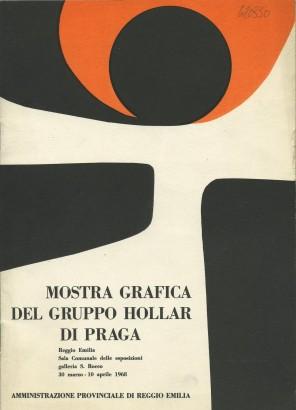 Mostra grafica del Gruppo Hollar di Praga