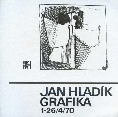 Jan Hladík: Grafika