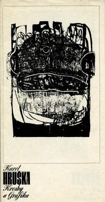 Karel Hruška: Kresby a grafika