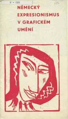 Německý expresionismus v grafickém umění
