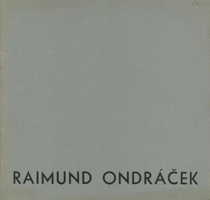 Raimund Ondráček