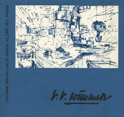 V. V. Wimmer: Výběr z kreseb a grafik