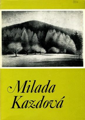 Milada Kazdová: Grafika a kresby