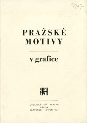 Pražské motivy v grafice