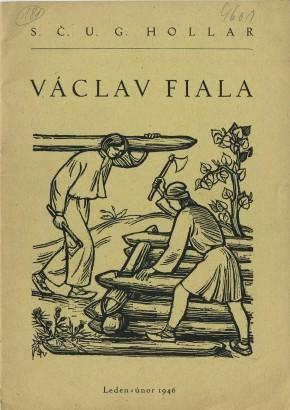 Václav Fiala: Souborná výstava původní grafiky