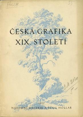 Česká grafika XIX. století