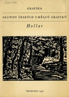Grafika skupiny českých umělců grafiků Hollar