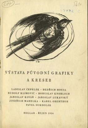 Výstava původní grafiky a kreseb