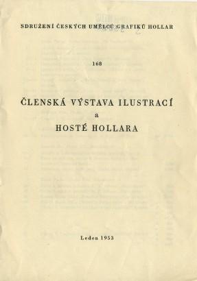 Členská výstava ilustrací a hosté Hollara