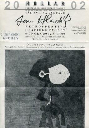 Jan Hladík: Retrospektiva grafické tvorby