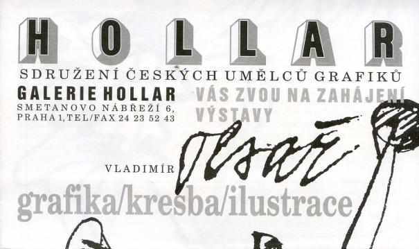 Vladimír Tesař: Grafika / kresba / ilustrace