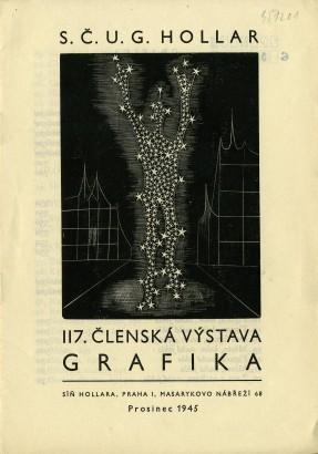 Sdružení českých umělců grafiků Hollar: 117. členská výstava