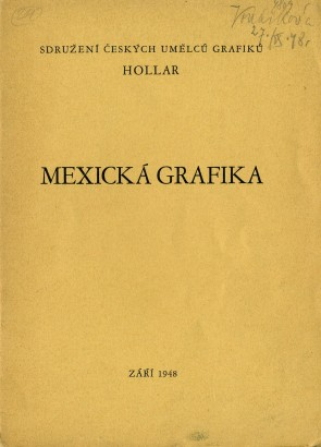 Mexická grafika