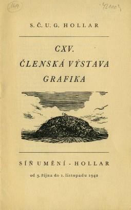 SČUG Hollar: Členská výstava. Grafika