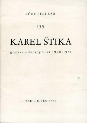 Karel Štika: Grafika a kresby z let 1920 - 1951