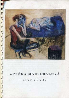 Zdeňka Marschalová: Obrazy a kresby
