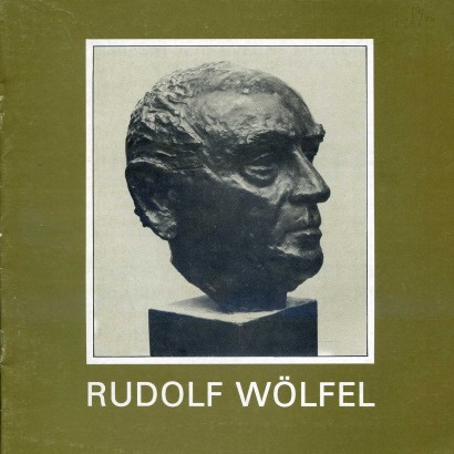 Rudolf Wölfel: Plastiky, ilustrace, kresby, grafika, scénické návrhy